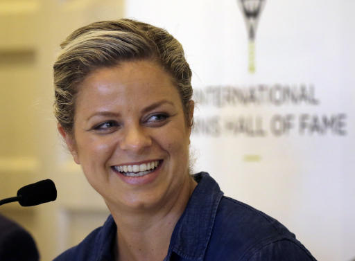 Kim Clijsters announces her plan to make a comeback in March 2020