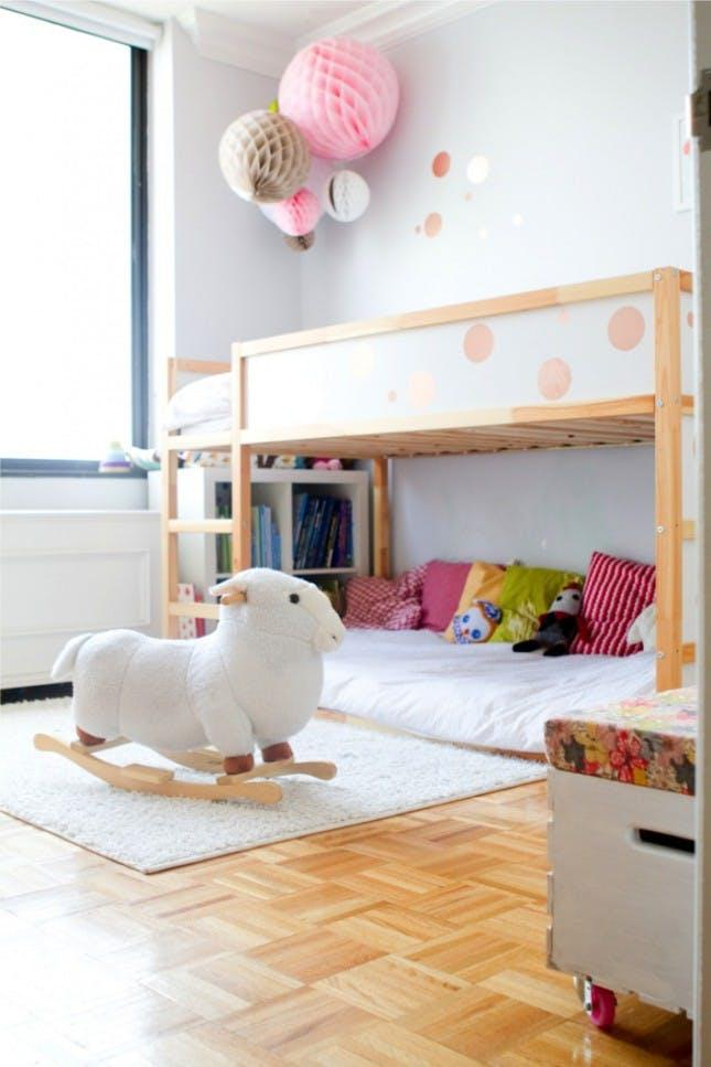 16 Totally Cool Ikea Hacks For A Kid Room
