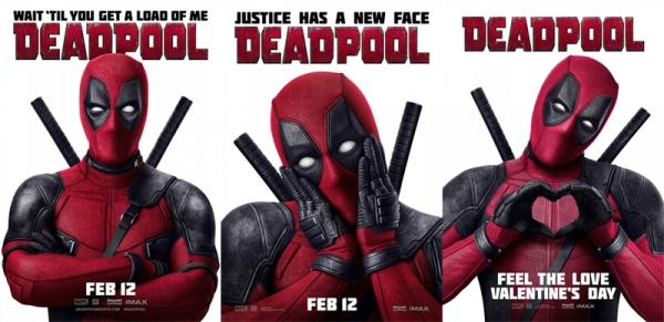 10 Reasons Why Deadpool Is The Perfect Valentine S Day Movie