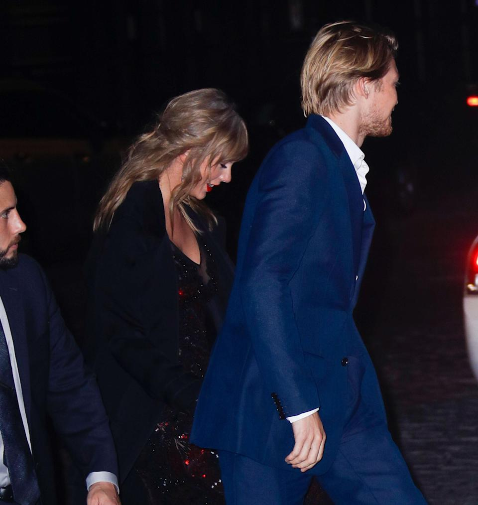 """<h1 class=""""title"""">Celebrity Sightings in New York City - September 29, 2018</h1><cite class=""""credit"""">Getty Images</cite>"""