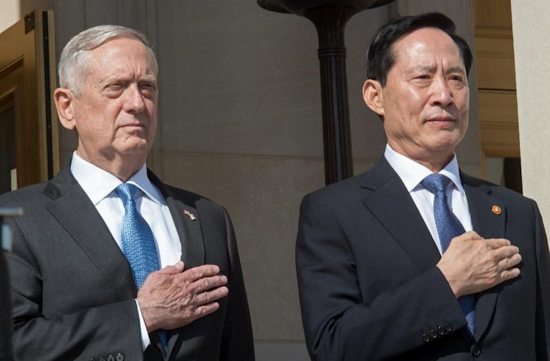 Transgenders can stay in USA military for now: Mattis