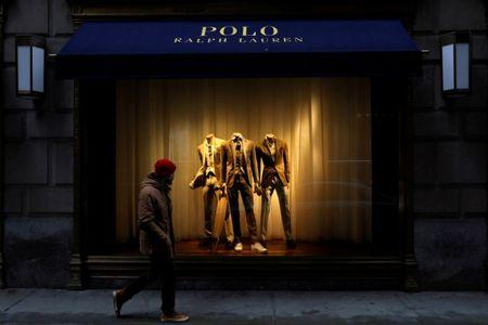 Ralph Lauren names Procter & Gamble executive as CEO