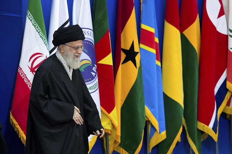 Iran leader says Jordan's role in Syria peace significant