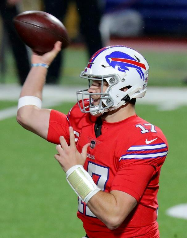 Josh Allen has led the Buffalo Bills to the brink of a first divisional title since 1995