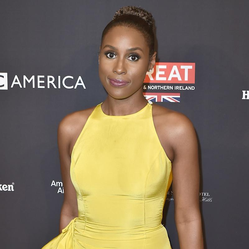 Issa Rae Wins Best Courtside Beauty at the NBA All-Star Game