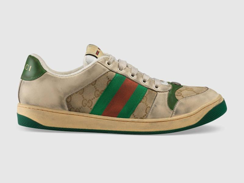 Zapatillas 'Screener' de Gucci. (Foto: Gucci)