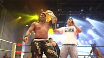 China gets to grips with pro wrestling