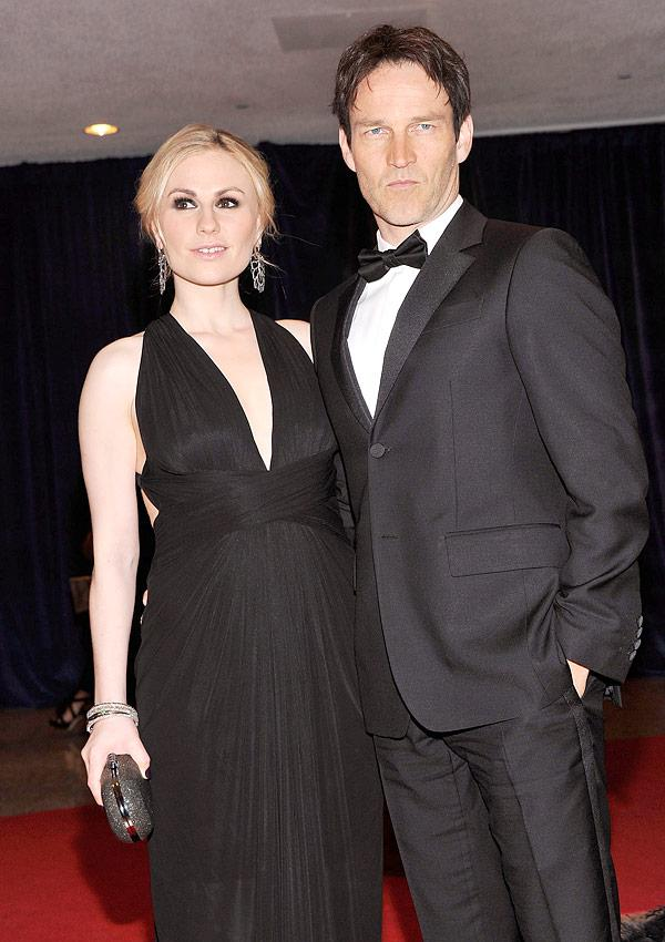 Married Anna Paquin Says She'll Always Be Bisexual