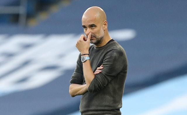Manchester City were humbled by Leicester at the Etihad Stadium