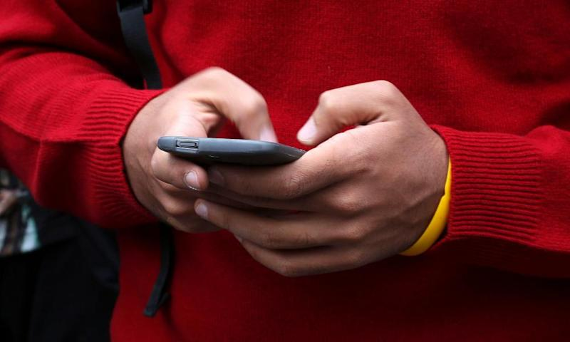 """Texts and calls are ignored, with the teen pretending to have missed them."""