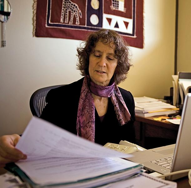 In this undated photo provided by the UC Davis Health System, Irva Hertz-Picciotto is shown. Irva Hertz-Picciotto, a researcher at the University of California, Davis, is leading a study into what sparks autism disorders. More than $1 billion has been spent over the past decade searching for autism's causes. (AP Photo/UC Davis Health System)