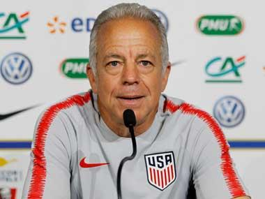 United States interim head coach Dave Sarachan warns players to reduce errors after drubbing by Colombia