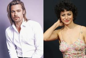 Brad Pitt spotted with Alia Shawkat, are they more than 'just friends'?