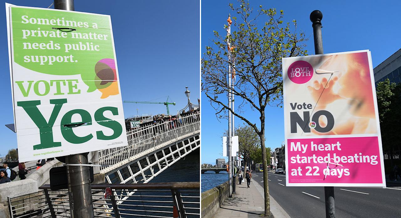 Ireland could repeal its ban on abortion — and these are the women coming #hometovote