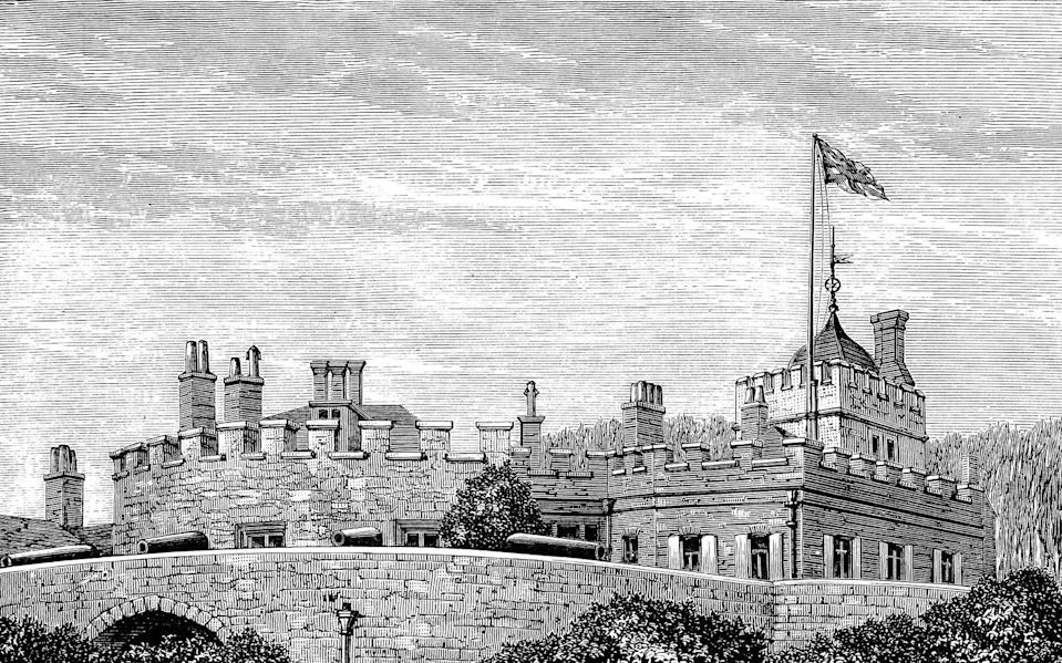 The history of Walmer Castle is a fascinating one - Getty