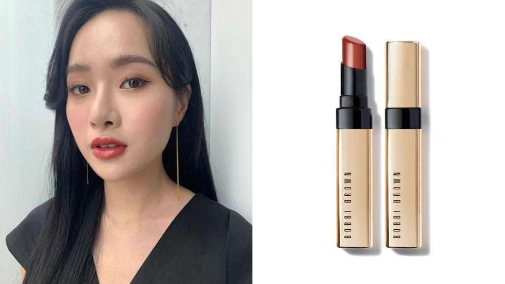 ▲Bobbi Brown 金緻水光唇膏 #Claret NT$1,250。(圖/Bobbi Brown)