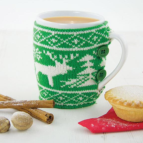 "<p>Have the most stylish cuppa in town by dressing your mug with it's very own Christmas jumper – how cosy. <a rel=""nofollow"" href=""http://www.debenhams.com/webapp/wcs/stores/servlet/prod_10701_10001_106020755199_-1"">[Debenhams, £6.40]</a> </p>"