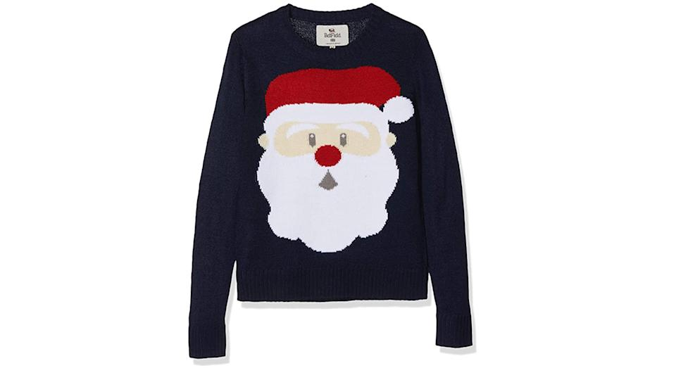 D-Struct Boy's Christmas Jumper