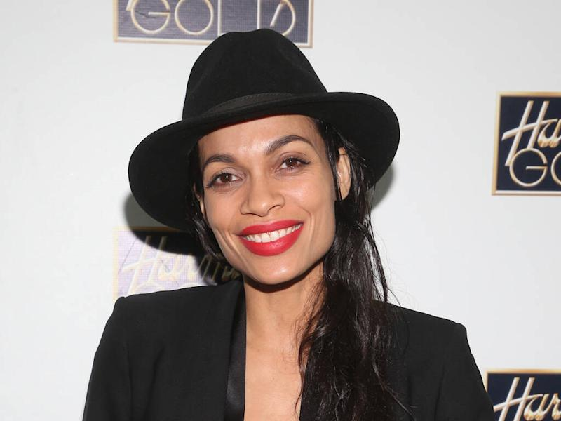Rosario Dawson: 'Dating a politician is scary'