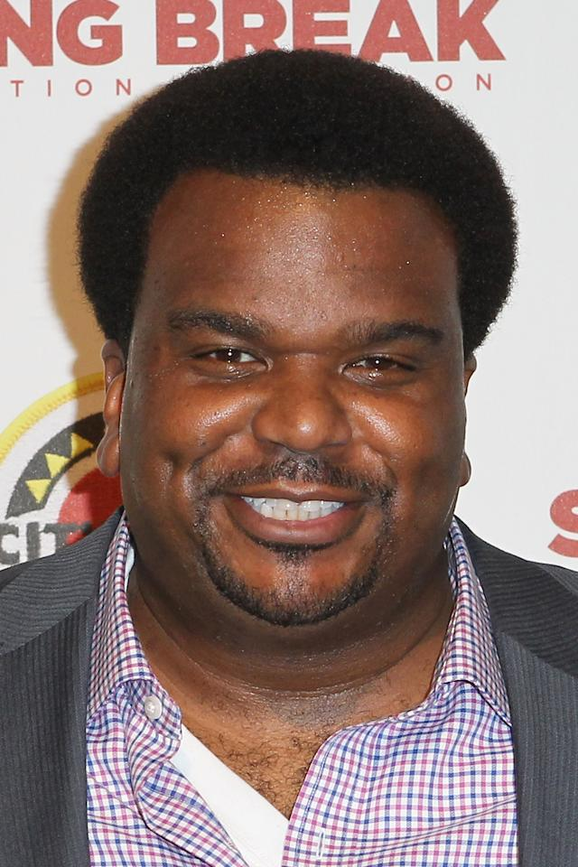 CULVER CITY, CA - APRIL 20: Craig Robinson attends the City Year Los Angeles' Spring Break: Destination Education at Sony Pictures Studios on April 20, 2013 in Culver City, California.  (Photo by Jonathan Leibson/Getty Images for City Year Los Angeles)