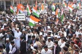 CAA-NRC: Cong slams BJP IT cell, calls for peaceful march