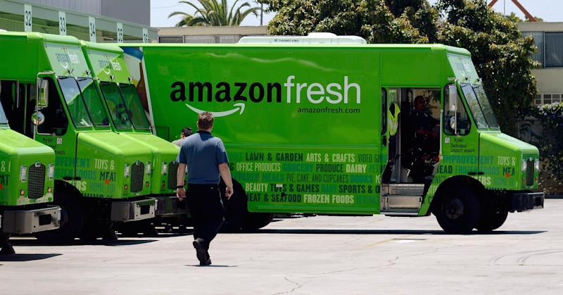 Credit Suisse: Amazon to rally 40% in next year as it uses Whole Foods to make 2-hour deliveries