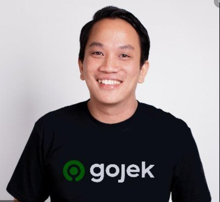 Gojek co-Chief Executive Officer Andre Soelistyo (PHOTO: Andre Soelistyo's Twitter)