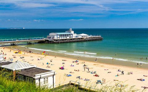 Bournemouth pier - Credit: AP