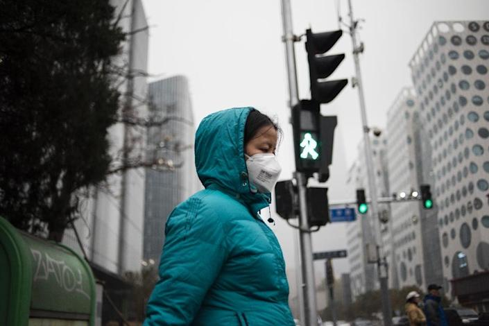 China is the world's biggest polluter, and its emissionswill be at the centre of talks starting in Paris (AFP Photo/Fred Dufour)