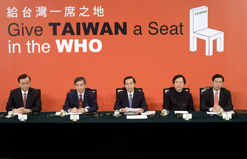 Taiwan Outbreak Pathogens and Politics