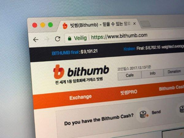 Crypto exchange Bithumb is reportedly looking for a buyer