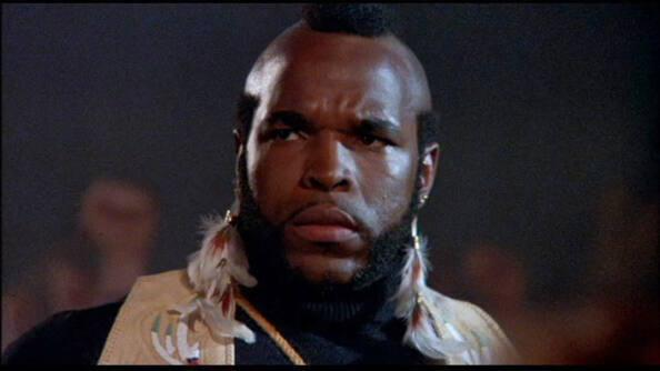 The Surprising Inspiration Behind Mr  T's 'I Pity the Fool