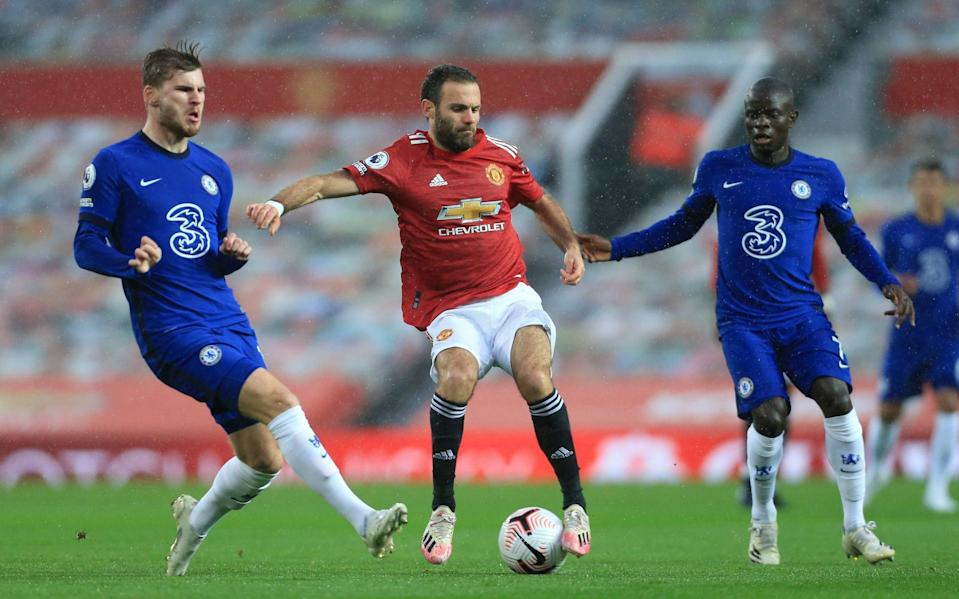 Manchester United vs Chelsea, Premier League: live score and latest updates - OFFSIDE