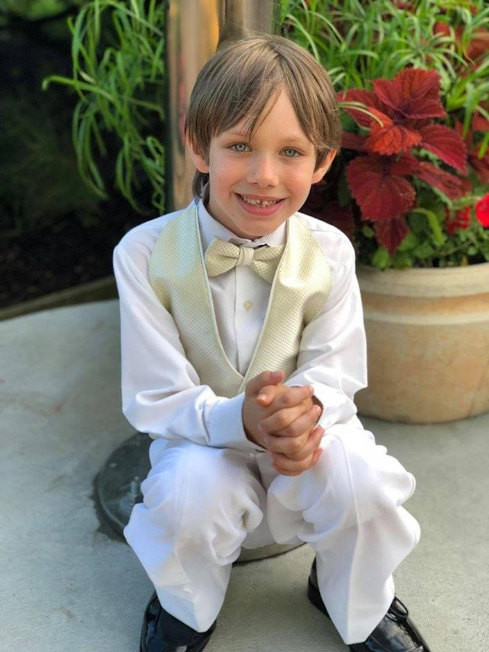 The Marshalltown, Iowa, family of Christian Maxon, 8, is mourning the bright-eyed boy, who loved Cub Scouts, video games and fishing.
