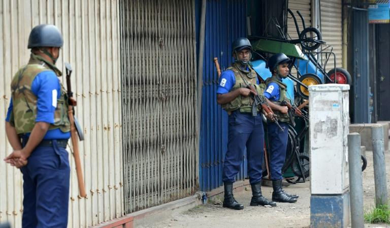 Most Muslim-owned businesses in Sri Lanka remained shut in protest at attacks by mainly Buddhist Sinhalese groups