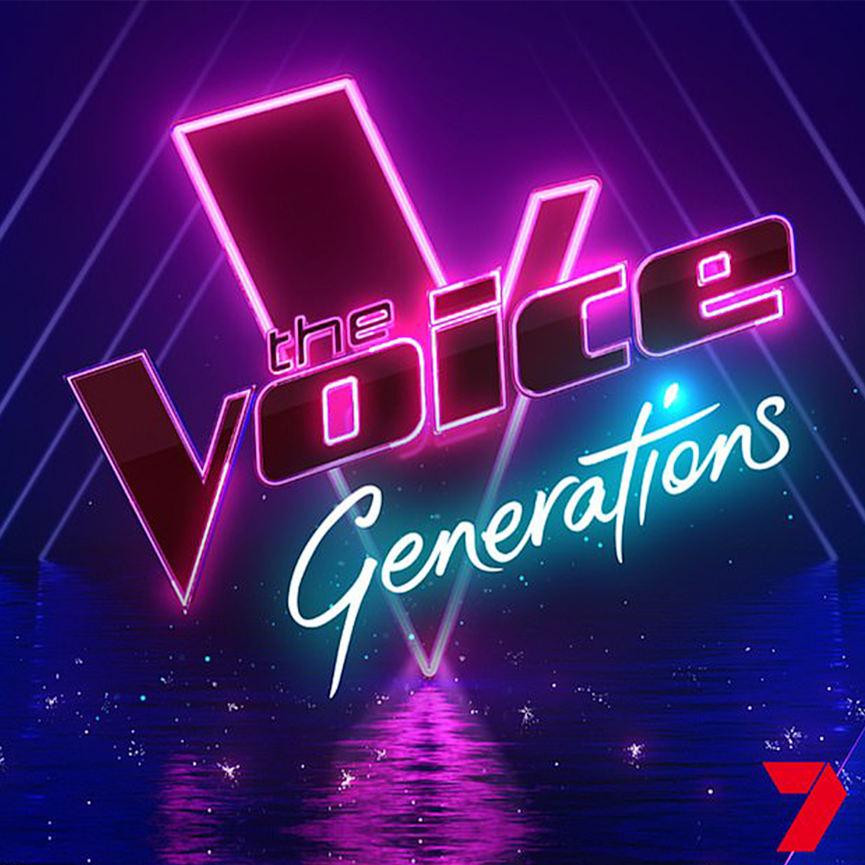 The Voice Generations logo.