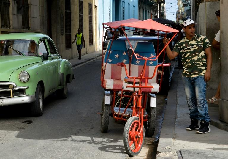 US sanctions against Cuba are aimed at hitting its tourism sector, which the island nation is relying on to boost its flagging economy