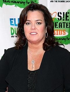 "Rosie O'Donnell Introduces New Girlfriend as ""Partner"""