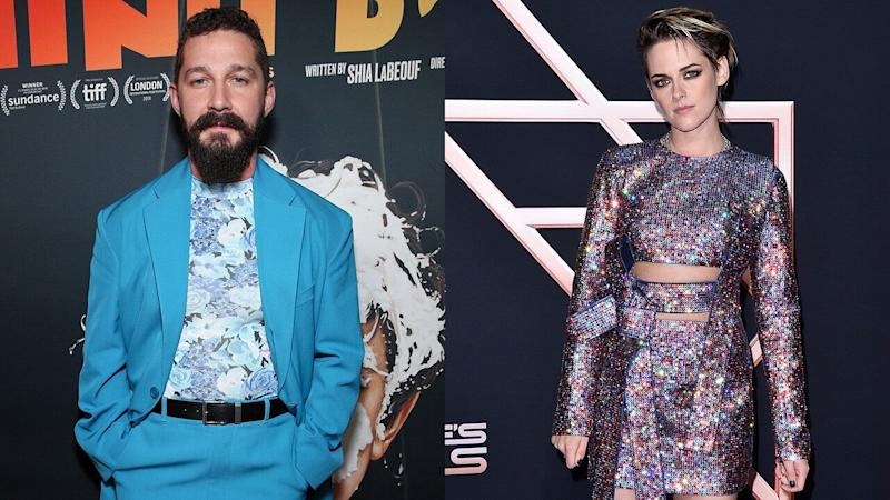 Kristen Stewart and Shia LaBeouf Open Up About This Shared Insecurity