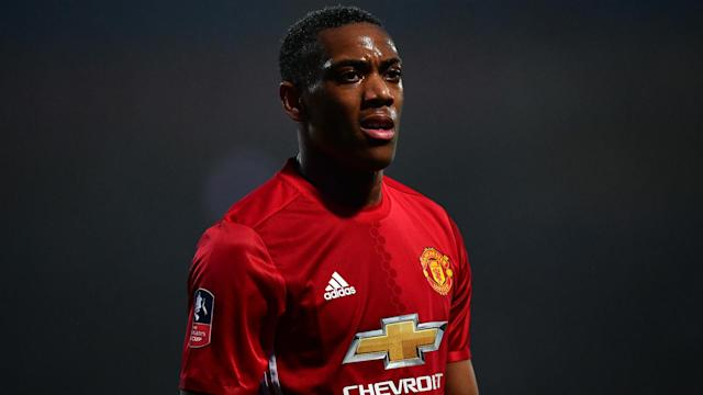 Jose Mourinho has told Anthony Martial what he needs to do to force his way into his plans at Manchester United.