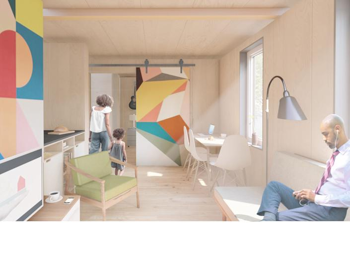 2. OBY Living Dining