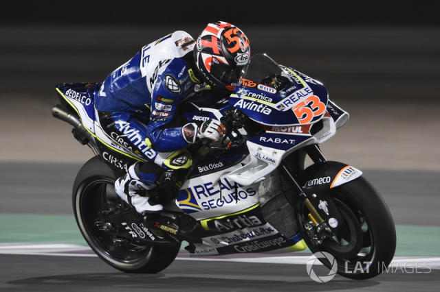 "Tito Rabat (Reale Avintia Racing) <span class=""copyright"">Gold and Goose / Motorsport Images</span>"