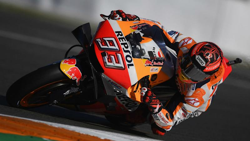 MotoGP 2020: Marquez begins bid for fifth straight title on home soil