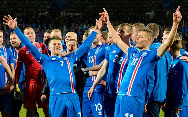 "The thunderclap is headed to Russia. Any neutrals looking for a team to get behind at the World Cup shouldn't look any further than Iceland, a feel-good story of international football that just keeps on giving. With about 330,000 inhabitants, the Nordic country is comfortably the smallest to ever qualify for the tournament. Two years ago, Iceland reached the European Championship for the first time, too, and got to the quarter-finals - famously eliminating England along the way. The Icelandic fairytale is made more charming by its vociferous and passionate fans, who made the ""thunderclap"" war chant the soundtrack of that summer in France in 2016. Don't be surprised if it has the same impact in Russia. Adding to the legend is the team's coach, Heimar Hallgrimsson, who combines managing the national team with running a dental surgery clinic in a small town in Iceland. And a hard-working, selfless group of mostly unheralded players who are simply living out their dream in front of the watching world. Giving the Icelanders more global attention is the identity of their first opponent in Group D: Lionel Messi's Argentina. Here's a closer look at the Iceland team: Coach Hallgrimsson was the assistant to head coach Lars Lagerback at Euro 2016, and was promoted ahead of the World Cup qualifying campaign when Lagerback stood down. A modest and well-respected coach in Iceland, Hallgrimsson has managed to keep motivational levels high within the squad after the Euros. He has also stuck to his own unique approach - before every Iceland home game, Hallgrimsson meets up with a supporters' group in a Reykjavik bar and discloses the team's starting line-up and tactics. World Cup 2018 stadiums Goalkeepers Hannes Halldorsson is the undisputed No 1 - and has an interesting back story. He was once a movie director who was behind the music video for his nation's 2012 Eurovision Song Contest entry. The career behind the camera is on hold until his life as a footballer is over. Defenders The defence is held together by the centre-back pairing of Ragnar Sigurdsson and Kari Arnason. They are close on the field and off it, having spent the summer of 2015 travelling around Thailand together. At 35, Arnason is one of the veterans of the Iceland team, spending some of his career in English football's lower league and now finding himself in Scotland with Aberdeen. World Cup 2018 