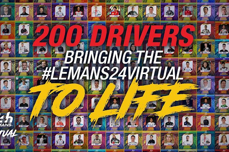 F1 tester, Indy 500 winner complete Virtual LM24 roster