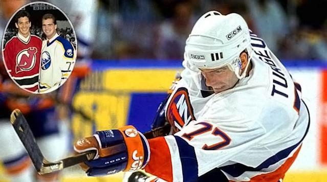 <p>The classy, gifted pivot spent 19 seasons with six teams, playing in four All-Star Games, winning the 1993 Lady Byng Trophy for gentlemanly play, and occasionally having big offensive seasons, such as his 132-point campaign in 1992-93 for the Islanders, to whom he was traded for future Hall of Famer Pat LaFontaine. — Notable picks: No. 2: Brendan Shanahan, LW, New Jersey Devils | No. 15: Joe Sakic, C, Quebec Nordiques | No. 33: John LeClair, RW, Montreal Canadiens | No. 38: Eric Desjardins, D, Montreal Canadiens | No. 44: Mathieu Schneider, D, Montreal Canadiens | No. 166: Theo Fleury, RW, Calgary Flames</p>