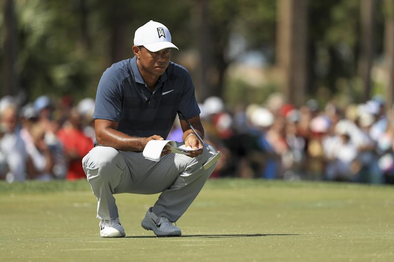 Tiger Woods adds another start in Tampa to pre-Masters run