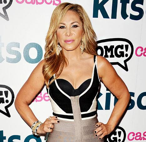 Adrienne Maloof Confirms She's Leaving Real Housewives of Beverly Hills