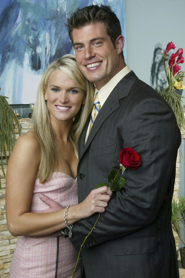 "<b>Season 5</b><b>,</b><b> ""The Bachelor""</b><b><br>Jesse Palmer and Jessica Bowlin</b><br><br>BROKE UP one month after the finale aired."