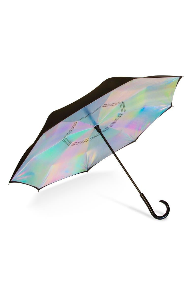 Reverse Auto Open Umbrella. Image via Nordstrom.
